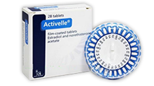 Activelle, Activella, Clinorette, Estalis